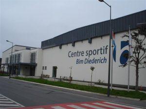 U8 à Pétange @ Centre Sportif